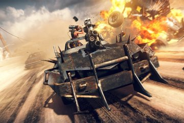 Mad Max Release Date - 4
