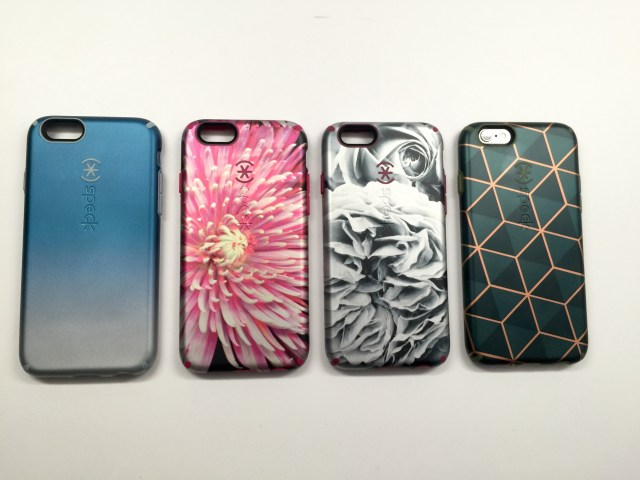 Find out why the Speck CandyShell Inked Luxury case is great.