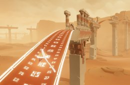 Best PS4 Game - Journey
