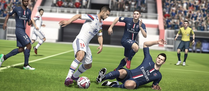Save big with FIFA 16 deals at Best Buy.