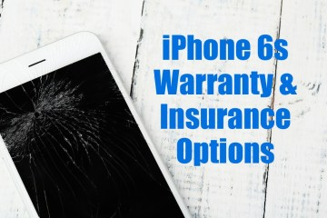 Here are the best iPhone 6s warranties and iPhone 6s insurance plans.