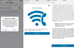 How to Turn on AT&T WiFi Calling iOS 9 - 2