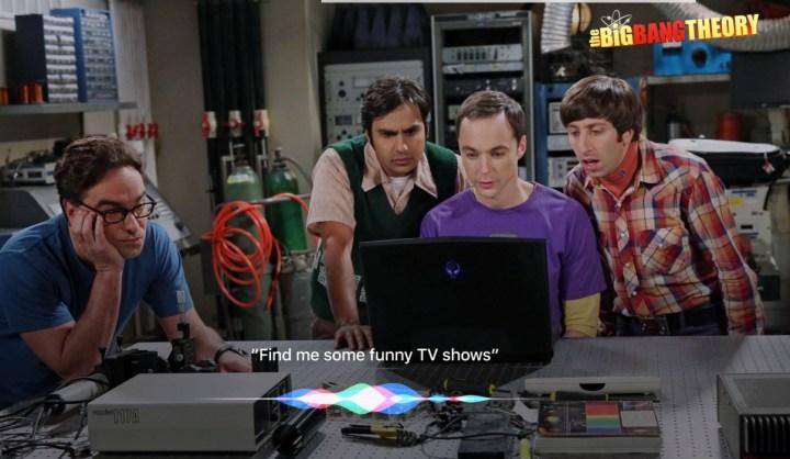 Siri Control of the Apple TV