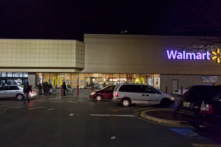 No confirmation that Walmart Black Friday 2015 plans include opening on Thanksgiving Day, but it is a common theme. K2 images / Shutterstock.com
