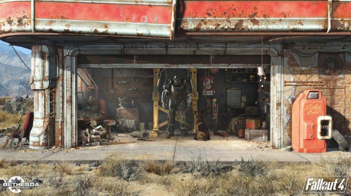 You Might Need to Reinstall Fallout 4