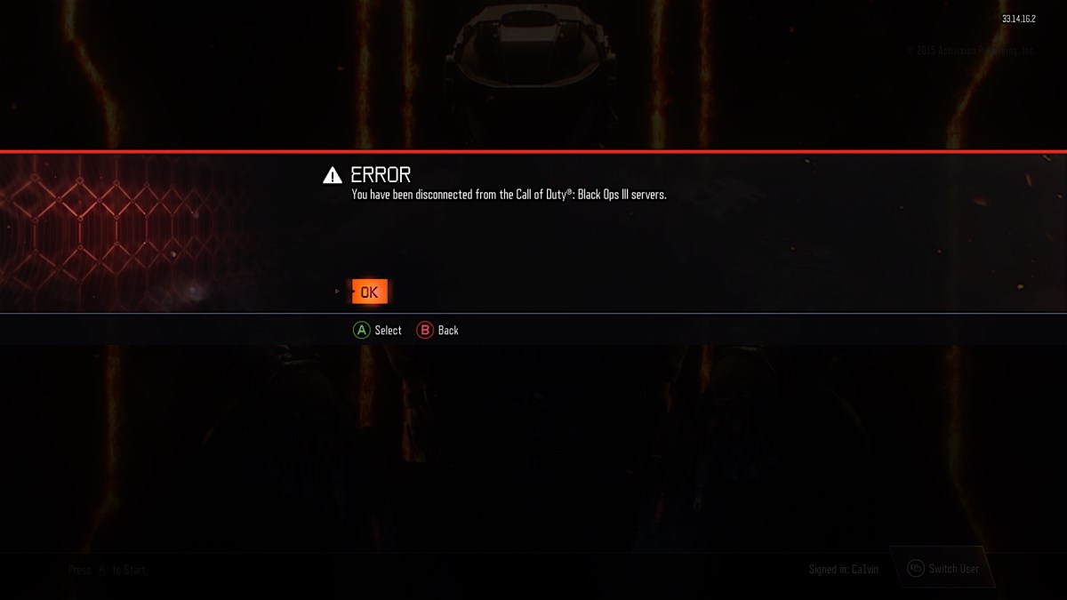 Matchmaking black ops 2 problems