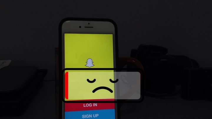 Users report that Snapchat is down as many cannot access the service to see or share Snaps.
