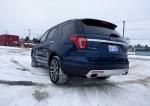 2016 Ford Explorer Platinum Review - 32