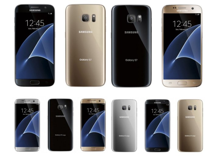 which galaxy s7 color to buy black gold or silver