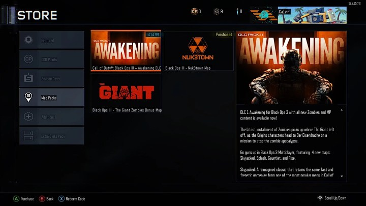 How to INstall Black Ops 3 DLC Awakening - 3