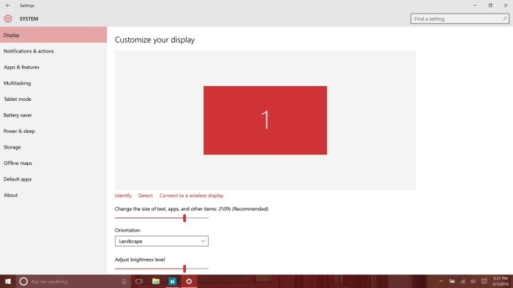 How to Make Apps and Text Bigger in Windows 10 (5)