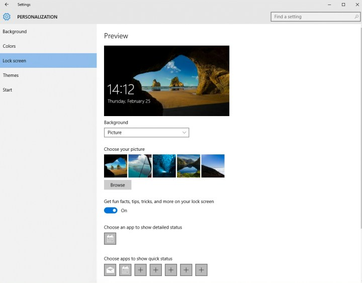 How to Turn off Windows 10 Lock Screen Ads - 2