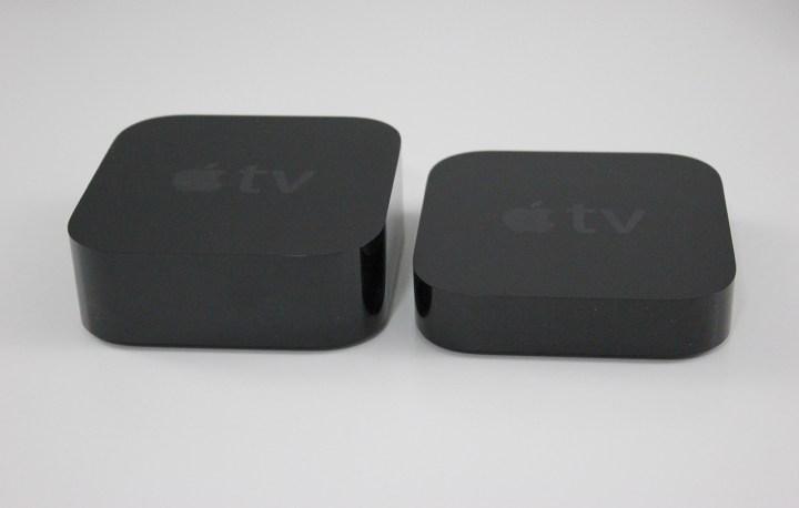 Während Apple in der Regel ihre Produkte dünner macht, machte es das neue Apple TV Weise dicker.