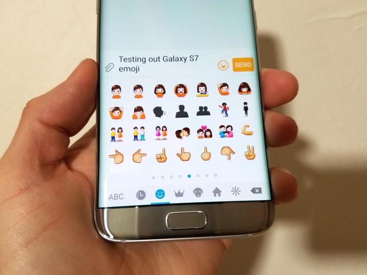 How to Use Galaxy S7 Edge & Galaxy S7 Emoji