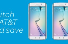 ATT Switch and Save Samsung S7