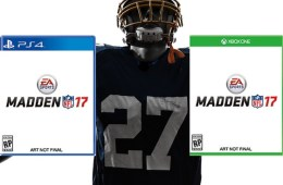 Madden 17 release featured