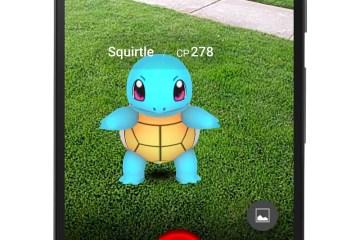 Pokémon Go device 2