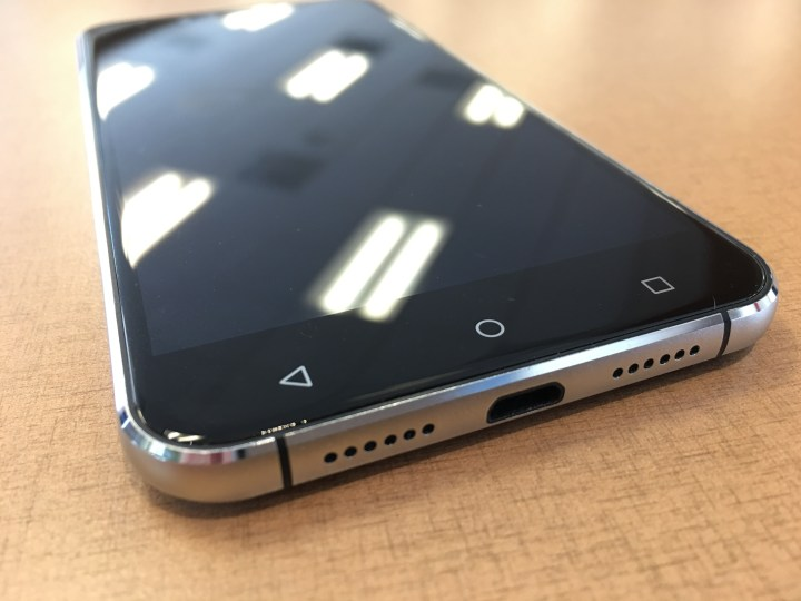 verykool spark lte front buttons