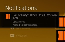 The April Black Ops 3 1.09 update is live.