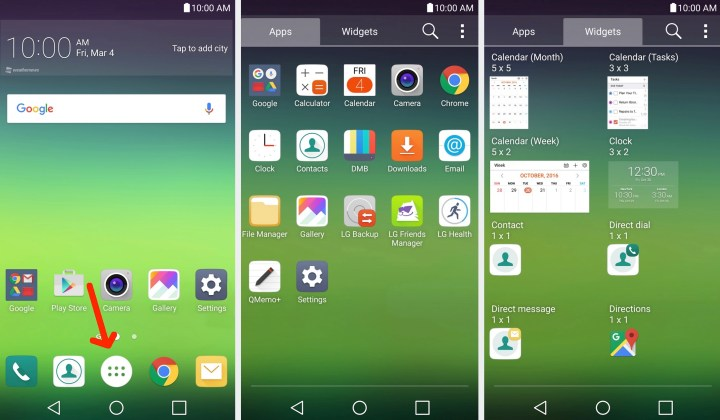 How to Add An App Drawer to the LG G5