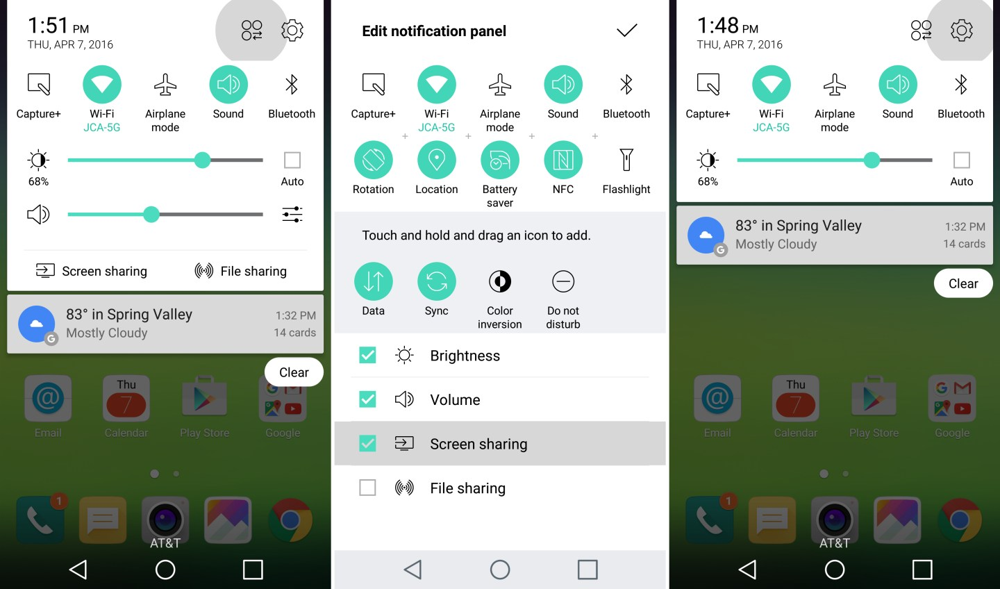 Restore Volume Icon On Bar : Common lg g problems and how to fix them