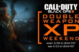 The May Black Ops 3 Double Weapon XP weekend is here, and these are the tips you need.