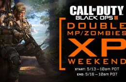 What you need to know to make the most of the May Black Ops 3 Double XP weekend.