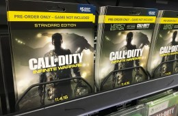 2016 Call of Duty Infinite Warfare Release Details - 1