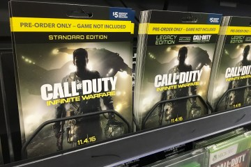 2016 Call of Duty Infinite Warfare Release Details - 1