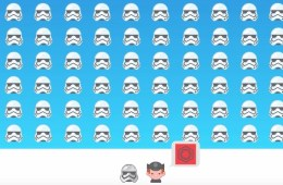 Star Wars Emoji video