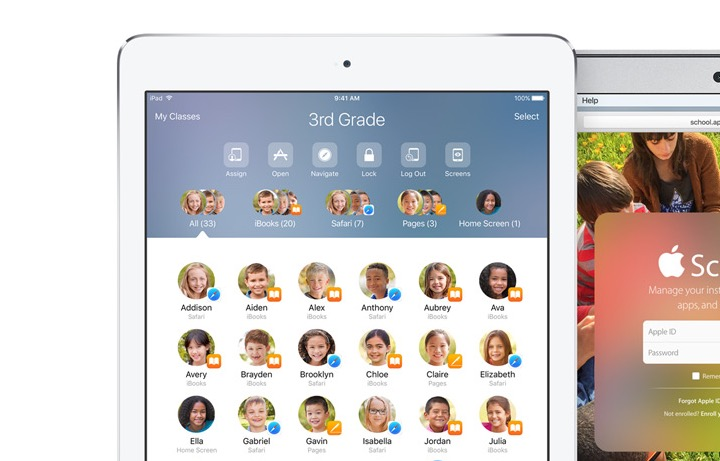 iOS 10 Multi-User Support for iPad