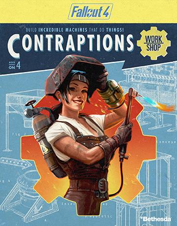 Fallout 4: Contraptions Workshop | PC | DLC