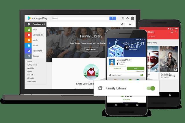 GoogleFamily-Library