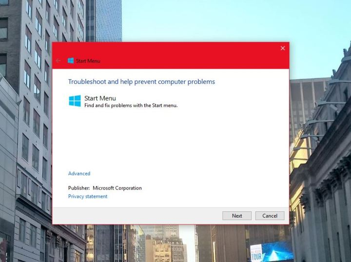 What to Do When the Windows 10 Start Menu Won't Open