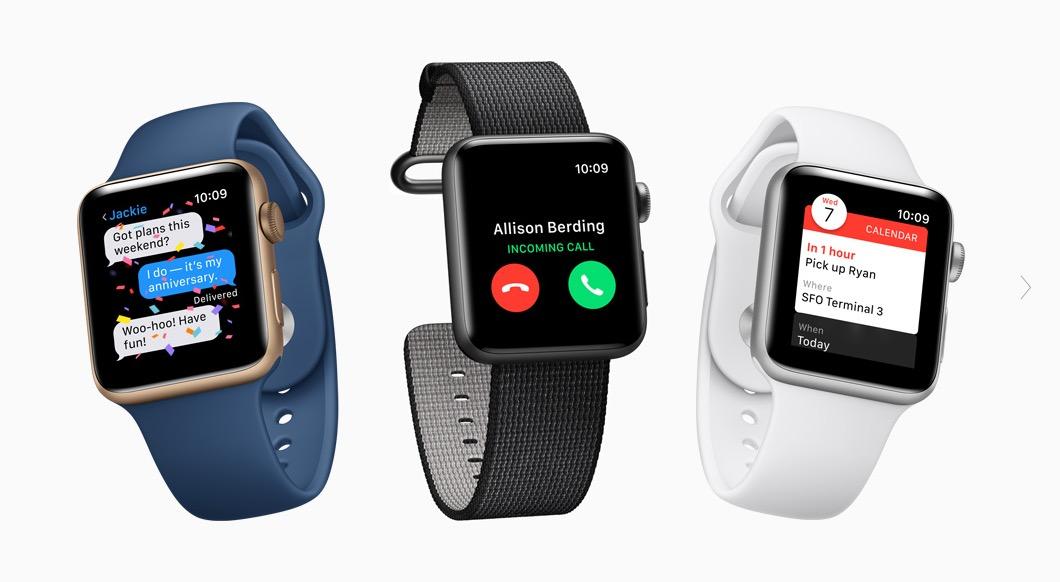 Apple Watch Series 2 Pre-Order Date Confirmed