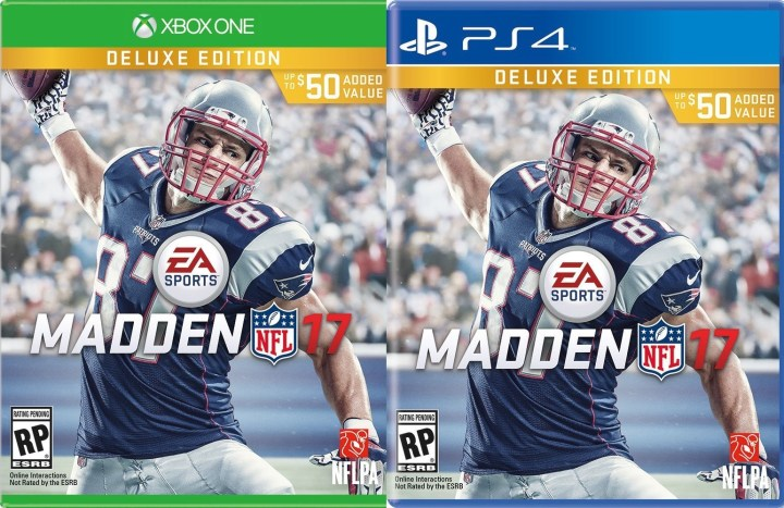 Out if it is worth buying the madden 17 deluxe edition for 20 more