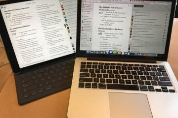 ipad apps that work on mac too