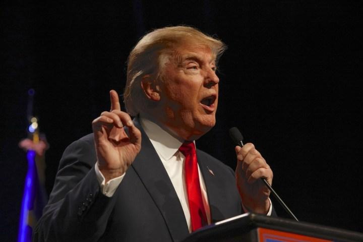 Watch the Clinton vs Trump debate live online with YouTube or Facebook. Joseph Sohm / Shutterstock.com