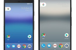 This is the Google Pixel (5-inch) and Pixel XL (5.5-inch)