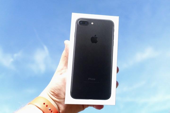 iPhone 7 Jet Black - 14