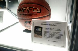 94fifty smart sensor basketball