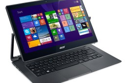 Acer R 13 - R7-371 angle to right