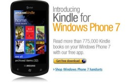 kindle app wp7