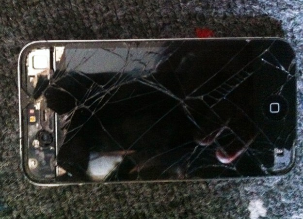 Broken iPhone 4