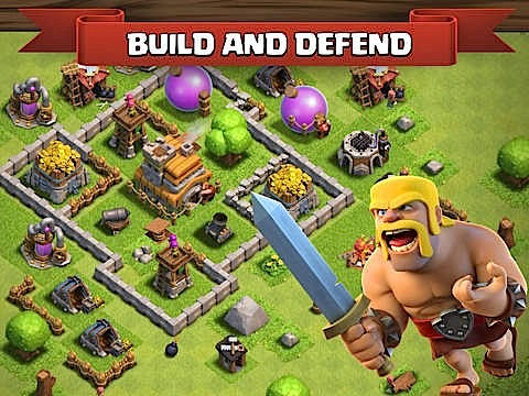 Build your Clash of Clans base the smart way.