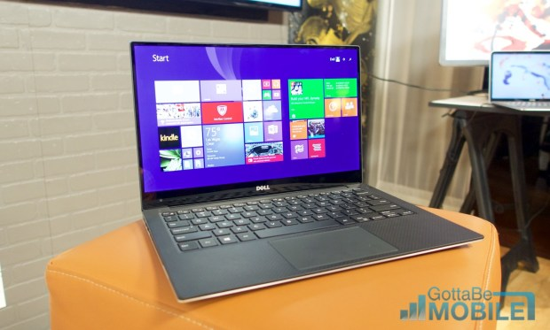 Dell XPS 13 Hands On -  6-X3