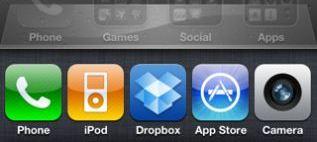 Five Icon Switcher