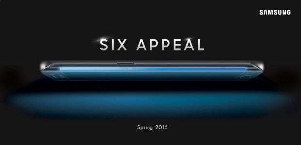 The AT&T Galaxy S6 release is confirmed.