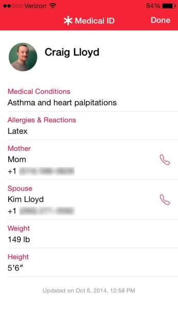 Health-Medical-ID
