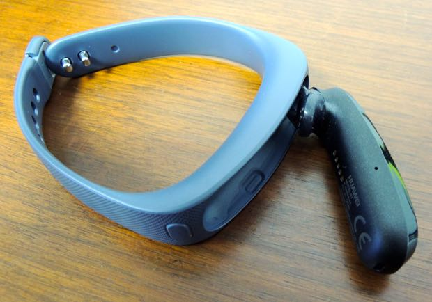 Huawei Talkband B1 bluetooth headset pops out